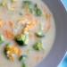 zupa ryżowa z brokułem