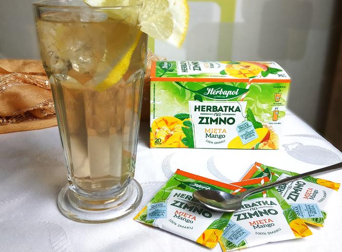 herbatka na zimno herbapol