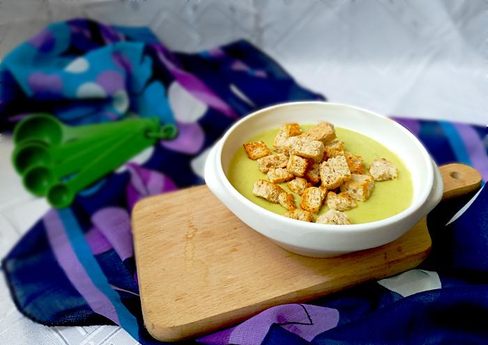 Zupa krem ze szparagów zielonych